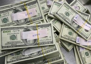 Внешний долг Украины превысил 75% ВВП