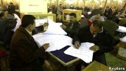 На парламентских выборах в Египте победили исламисты