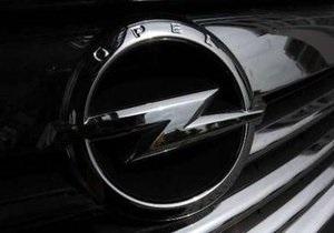 Opel отзывает более 15 тыс. авто из-за возможных проблем с ручным тормозом