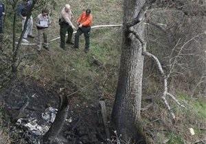 В Калифорнии в результате крушения вертолета погибли четыре человека