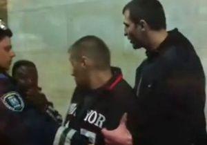 В киевском метро избили темнокожего мужчину