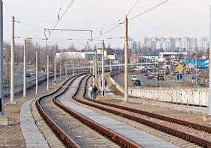 метро на троещину - Попов оценивает первый этап строительства 4-й линии метро в $700 млн