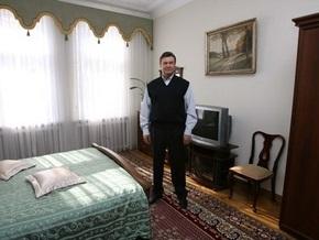 Янукович заверил, что является собственником резиденции Межигорье