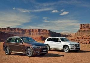 BMW X5. Фото и характеристики модели нового поколения