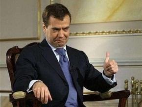 Медведев предложил увеличить срок президентства