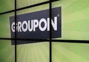 Интернет скидки - Groupon - Акции крупнейшего скидочного сервиса обрушились из-за уступков партнерам