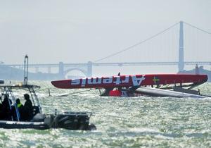 В заливе Сан-Франциско во время подготовки к регате погиб олимпийскиий чемпион