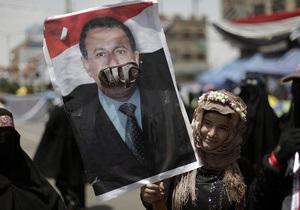 Передача власти в обмен на неприкосновенность: президент Йемена согласился на условия ООН