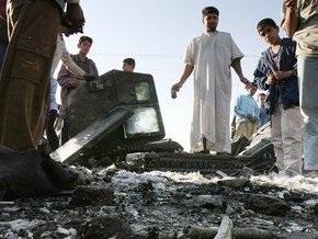 На севере Ирака прогремел взрыв: пострадали семь военных США и переводчик