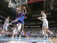 NBA: Кириленко и Ко побеждают Детройт
