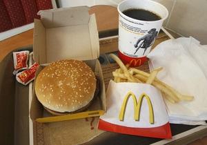 Отравление во Львове: McDonald s заявил, что попадание ртути в чизбургер невозможно