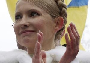Тимошенко отчиталась: После кризиса Украина имеет одни из лучших в мире показателей