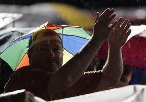 Прогноз погоды: в Украине ожидаются дожди и грозы