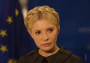 Тимошенко: Дело против Кучмы - отвлекающий маневр Януковича