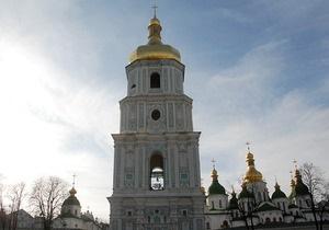 Бригинец заявляет, что власти планируют новое строительство возле Софии Киевской