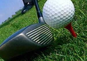 В Англии голые гольфисты установили мировой рекорд