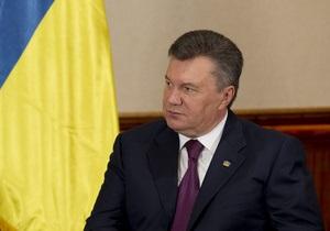 Президент выразил соболезнования семьям погибших во время аварии в Горловке