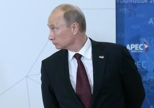 Эксперты: рейтинг Путина падает из-за войны кланов