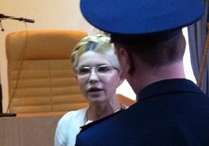 Обиход прогнозирует возобновление дела о причастности Тимошенко к убийству Щербаня