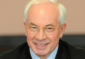 Николай Азаров - Кабмин - Стала известна зарплата премьер-министра