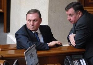 Ефремов заявил, что регионалы не перейдут на украинский язык: Не заткнете