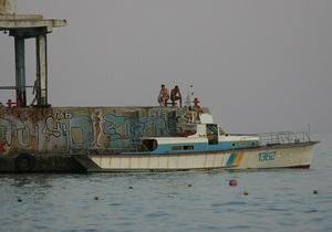 Россия не предоставила Украине координаты районов затопления химоружия в Черном море