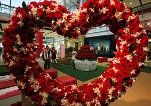 Сегодня – День Святого Валентина