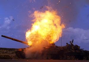 Пять сильных взрывов произошли в Триполи
