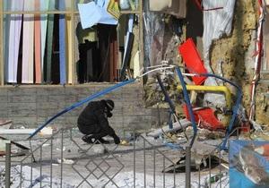 Взрывы в Макеевке: Милиция опросила около шести тысяч человек