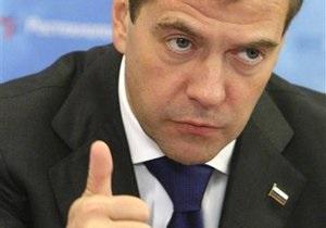 Медведев раскрыл подробности реформы МВД