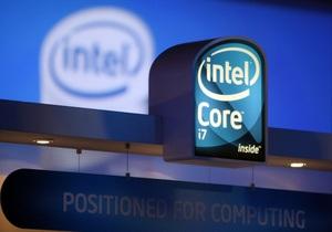 Intel ухудшила прогнозы выручки из-за сокращения заказов