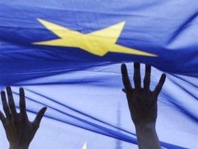 В Каневе с флагштоков похитили флаги города и Евросоюза