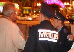 МВД: На Пасху милиция нетрезвых граждан будет отводить домой