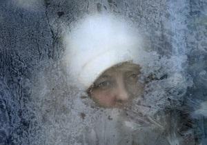 С конца января во временные пункты обогрева обратились почти 75 тысяч украинцев
