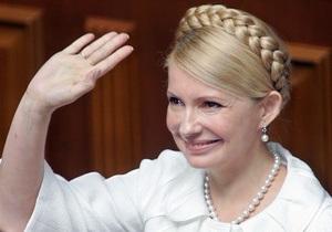 Американский суд отклонил иск о взыскании с Тимошенко 18,3 миллиона долларов - Тимошенко
