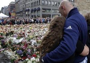 Опознаны тела всех жертв двойного теракта в Норвегии. В Осло прошли первые похороны