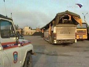 Арестован водитель разбившегося под Новосибирском автобуса