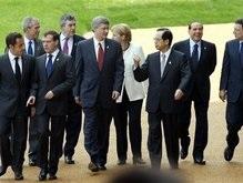 Саркози предложил расширить Большую восьмерку