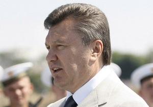 Герман: Янукович будет отдыхать до Дня Независимости, но с Кириллом встретится