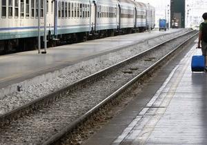 В Эстонии началась забастовка железнодорожников