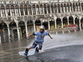 Фотогалерея: Большой венецианский потоп