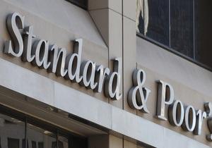 S&P понизило рейтинг Украины в нацвалюте