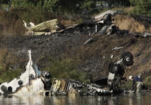 МАК не удалось установить, кто из пилотов Як-42 тормозил во время разгона перед взлетом