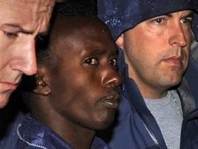 Сомалийский пират предстал перед американским судом