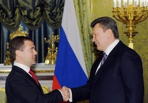 Янукович: Моя задача - догнать Россию