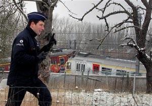 Полиция допросит машиниста, выжившего после столкновения поездов в Бельгии