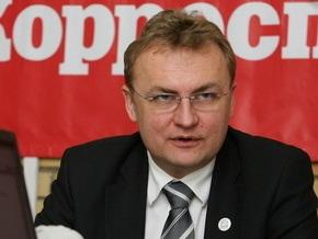Мэр Львова решил подать в отставку