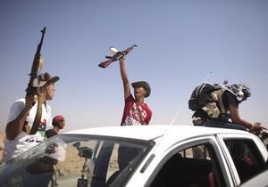 В Ливии в межплеменных столкновениях погибли более 100 человек