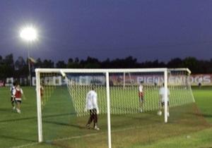 На Прикарпатье перекладина футбольных ворот убила семиклассника