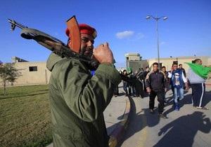 СМИ: Корабли НАТО нанесли удары по двум ливийским городам